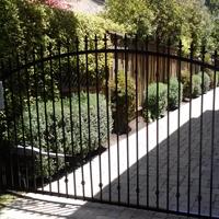 Remote Entry Access Gate Concord