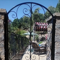 Courtyard Gate Concord