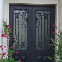 Brentwood, Iron Doors